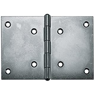 August Vormann, Interior Design, Stainless Steel Hinge, 80 x 120 x 1.5 mm Matte 48543