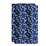 Bellies Paradise Night Handtowel 2 piece...