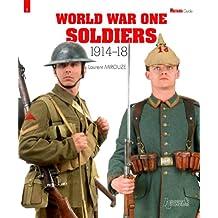 World War One Soldiers-1914-1918: Militaria Guide 5 (Militaria Guides)