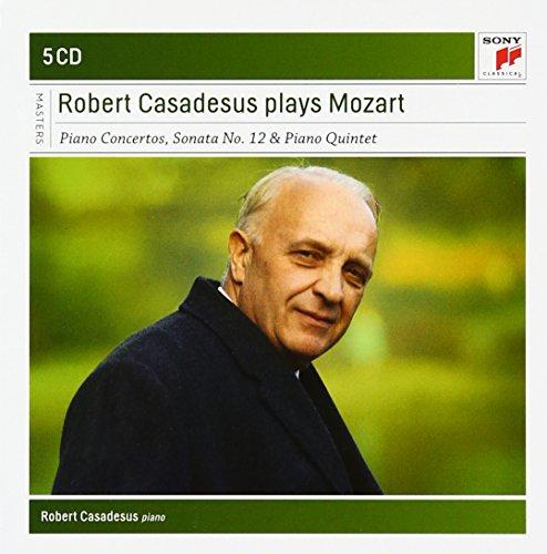 Preisvergleich Produktbild Robert Casadesus plays Mozart