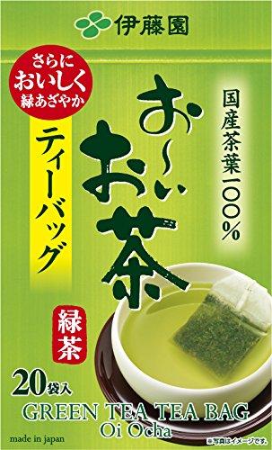 Itoen, Green Tea Japanese 2G. (20 Teebeutel)
