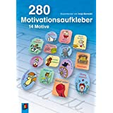 280 Motivationsaufkleber: 14 Motive