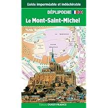 MONT SAINT MICHEL  (DEPLIPOCHE - carte laminée)