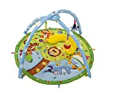 Winnie the Pooh T71962 - Gimnasio de actividades con movimientos