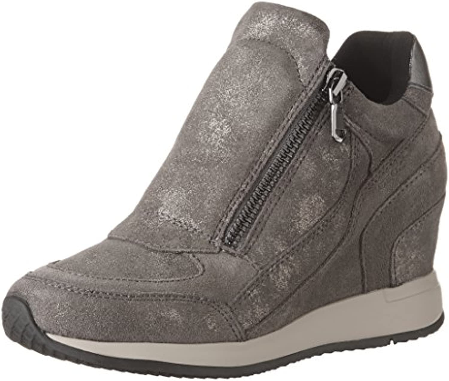 Geox D Nydame A-Shiny Sue+Suede D620QA 07722 C9002