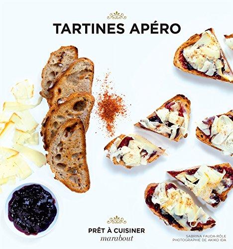 Tartines apéro (Cuisine) por Sabrina Fauda-Rôle