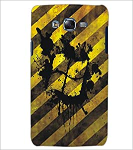 PrintDhaba Windows D-5469 Back Case Cover for SAMSUNG GALAXY ON 5 (Multi-Coloured)