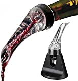 Wine Aerator Decanter With Purer For Red Wine Christmas Gift