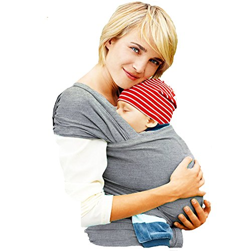 4-in-1 Mother's Touch® Baby Wrap Carrier | Soft
