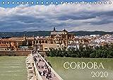 Córdoba (Tischkalender 2020 DIN A5 quer): Andalusisches Juwel am Guadalquivir (Monatskalender, 14...