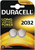 Duracell 3V Lithium Button Battery (Pack of 2)