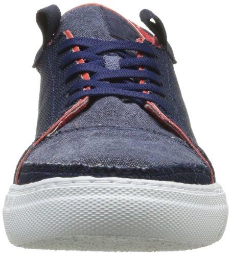 Maison de Fous Fst, Baskets mode homme Bleu (Navy)