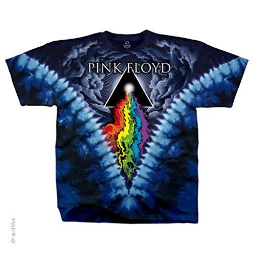 Pink Floyd - Top Blu multicolore