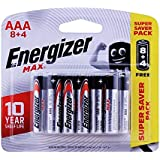 Energizer Max Aaa 8 4 Alkaline Batteries
