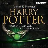 Harry Potter und die Kammer des Schreckens (Harry Potter, gelesen von Felix von Manteuffel, Band 2) - J.K. Rowling