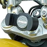 Buybits 17mm Vorbau Sport-Fahrrad Handy Halterung mit De Luxe Handy Gestell