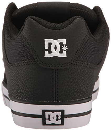 DC Sneaker weiss SHOE PURE Black Shoes Herren XKKB D0301024 SE ZrZPWq
