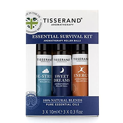Essential Survival Kit (Containing De-Stress, Sweet Dreams & Energy)