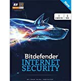 Bitdefender Internet Security 1 user 3 y...
