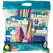 Craft Planet - Bolsa de material para manualidades variado (productos surtidos)