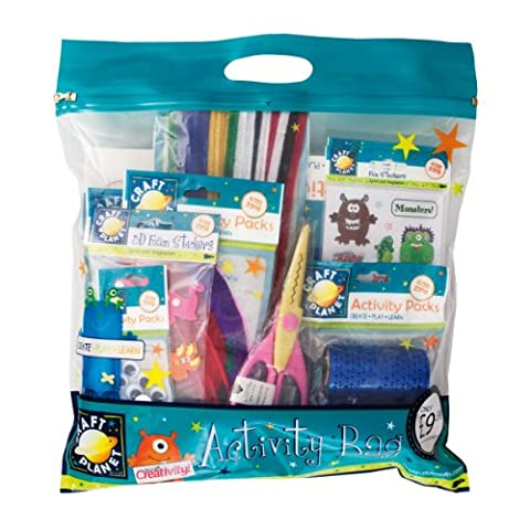 Craft Planet Boys Goody Bag (assortment of products)