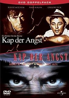 Kap der Angst 1961 / 1991 - DVD Doppelpack