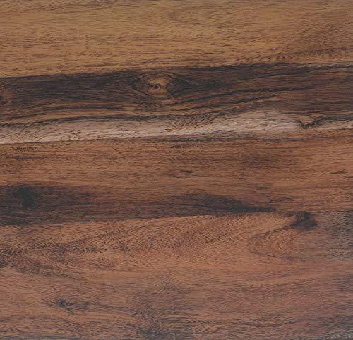 Venilia Lámina Adhesiva Madera rústica de Roble, lámina Decorativa, lámina para Muebles, lámina autoadhesiva, Aspecto Madera Natural, 45 cm x 3 m, Grosor: 0,095 mm, 53155
