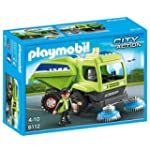Playmobil 6112 City Action City Clean...