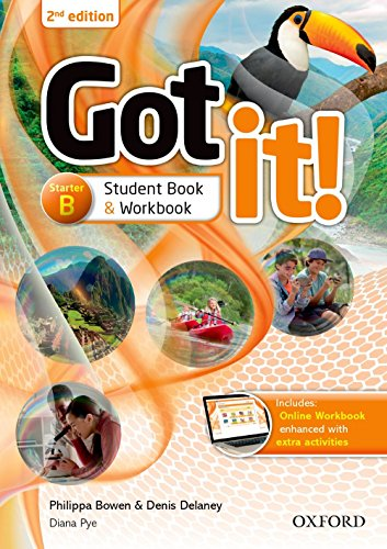 Got it! plus (2nd edition) starter student's pack b (got it second edition)