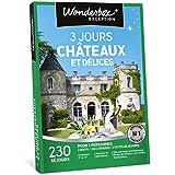 WONDERBOX - Coffret cadeau - 3 JOURS CHÂTEAUX ET DÉLICES