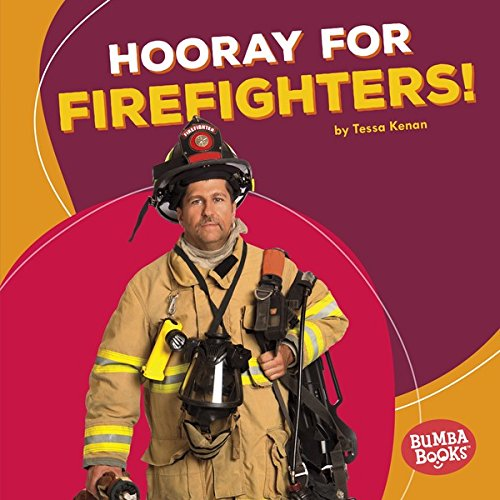2 Escape Ladder (Hooray for Firefighters! (Bumba Books ® - Hooray for Community Helpers!) (English Edition))