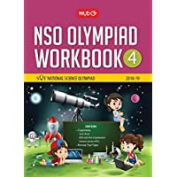 National Science Olympiad  Workbook (NSO) - Class 4