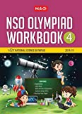 #10: National Science Olympiad  Workbook (NSO) - Class 4