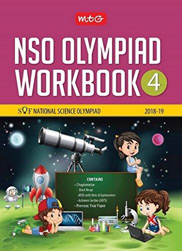 National Science Olympiad  Workbook (NSO) - Class 4