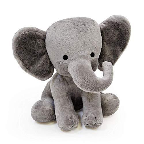 Einhorn niedlichen Elefanten Stofftiere Tiere gefüllte Kissen grau Elefant Plüsch Kissen niedlichen Baby Kissen Pals Kissen Plüsch Spielzeug für Kinder