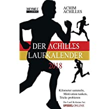 Der Achilles Laufkalender 2018: Taschenkalender