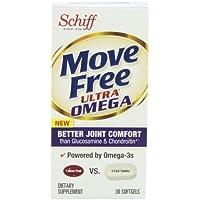 Move Free Ultra Omega Omega 3 Krill Oil, 30 Count (Pack of 4) , Move-hk by Move Free preisvergleich bei billige-tabletten.eu