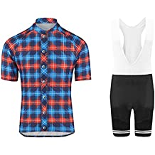 Uglyfrog Bike Wear De Manga Corto Maillot+Short Bib Tights Ciclismo Hombre Bodies with Gel Pad Summer Style Suit 02