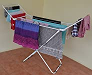 PAffy Expanding Clothes Drying Stand - Three Way Folding - New Launch Promotional Offer Rs 1899/- Till 31/05/2