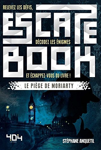 Escape book  (2) : Le piège de Moriarty