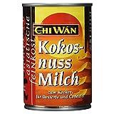 Chi Wan Kokosmilch, 400 ml