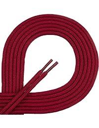 Di ficc hiano cordones, runds Nietos para Business de piel y guantes, reißfester allrounds Nietos, 3mm de diámetro, longitud 60–130cm, 25colores de poliéster
