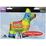 SuperShape foil balloon in the shape of a piñata donkey
