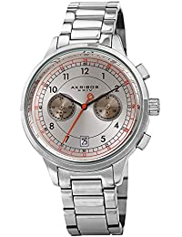 4d628507f107 Akribos XXIV AK1071 - Reloj de Pulsera para Hombre