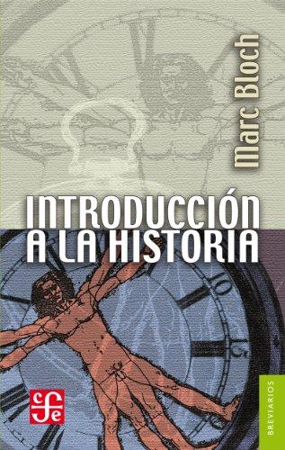 Introducción a la historia por Marc Bloch