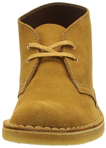 Clarks Desert, Boots garçon Marron (Bronze/Brown)