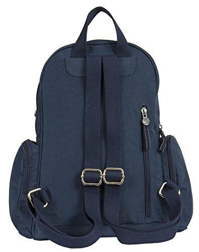 Big Handbag Shop, Borsa a zainetto donna Design 1 - Pale Pink