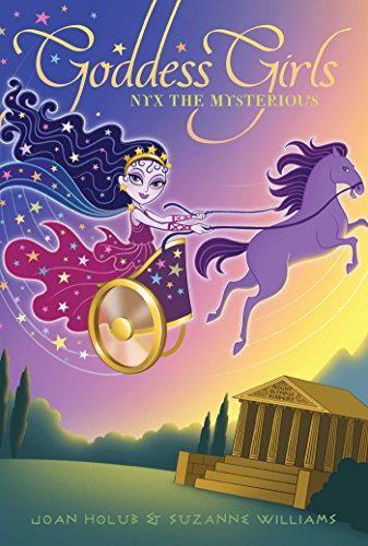 Nyx the Mysterious (Goddess Girls)