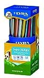 LYRA Super Ferby metallic Runddose mit 36 Farbstiften, Sortiert