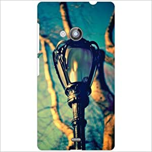 Nokia Lumia 535 Back Cover Designer Hard Case Printed Cover